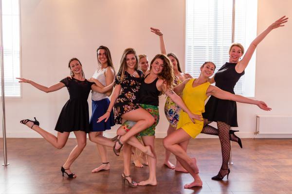 Salsa Workshop in Amersfoort